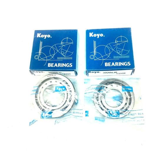 Rodamiento Rolinera Trasero Kit Spark Matiz Koyo