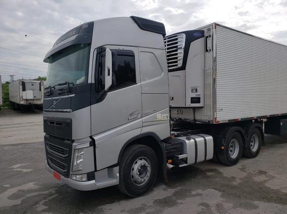 Volvo Fh 540 6x4 2019 - Baixo Km