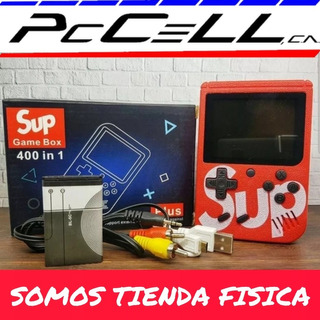 Nintendo Sub Game Boy Video Juego 400 Juegos En 1 25vrds