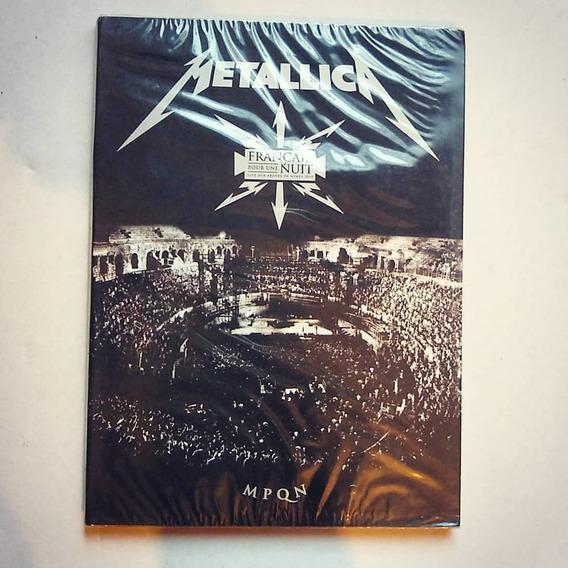 Metallica Francais Pour Une Nuit Dvd