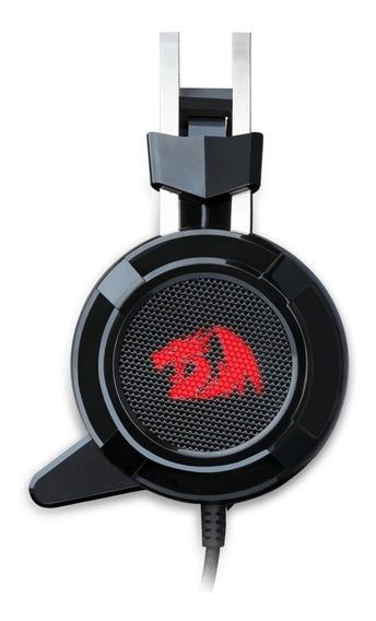 Auricular Gamer 7.1 Redragon Siren 2 H301 Usb Microfono 1