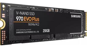 Novo Modelo 250gb Samsung Evo 970 Plus M.2 M2 Nvme Ssd