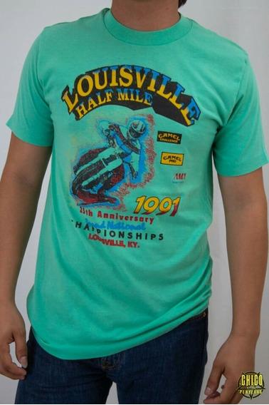 Playera Louisville Vintage 1991 Antigua