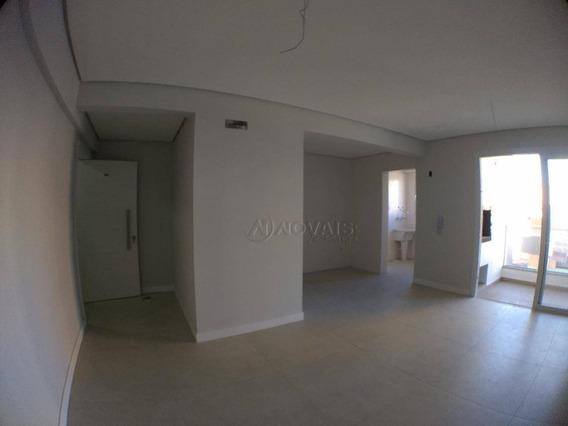Apartamento Residencial À Venda, Centro, São Leopoldo. - Ap1955