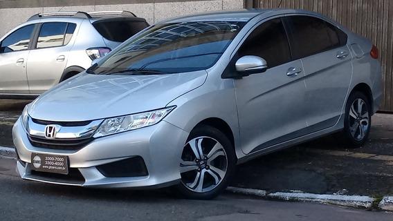 Honda City Lx 1.5 Flex Automatico - Veiculo Selecionado