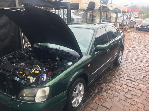 Sucata Para Venda De Peças Subaru Legacy Com Motor Boxer