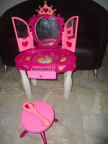 Peinadora Princesa Con Control Remoto Juguete Niña