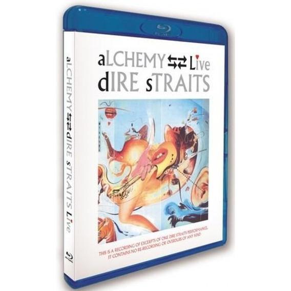 Blu-ray Dire Straits Alchemy Live Lacrado Importado