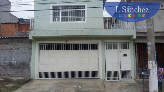 Sobrado Para Venda Em Ferraz De Vasconcelos, Jardim Rosana, 1 Dormitório, 3 Banheiros, 8 Vagas - 505