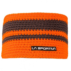 Banda Unisex Deporte Naranja Zephir Headband La Sportiva