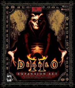 Diablo-lord Of Destruction - Pc Game - Midia Fisica
