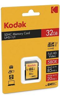 Memoria Kodak Sd 32gb