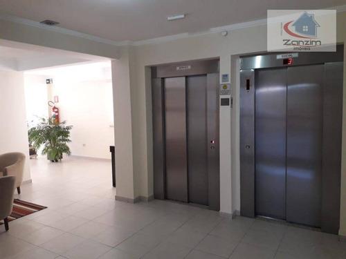Imagem 1 de 20 de Lindo Apartamento No Jardim Hayde Mauá - Ap0608