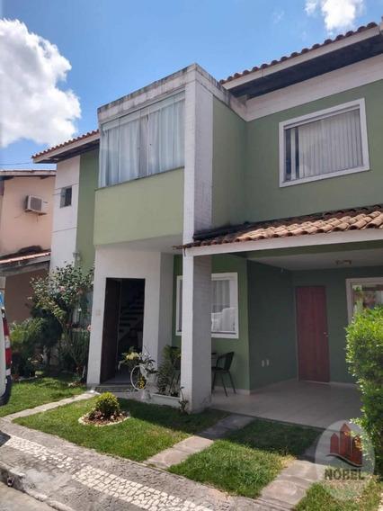 Casa Em Condomínio Com 4 Dormitório(s) Localizado(a) No Bairro Santa Monica Ii Em Feira De Santana / Feira De Santana - 5565