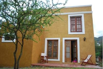 Casa Con Pileta Balcon Del Lago - Sierras De Cordoba (dispon