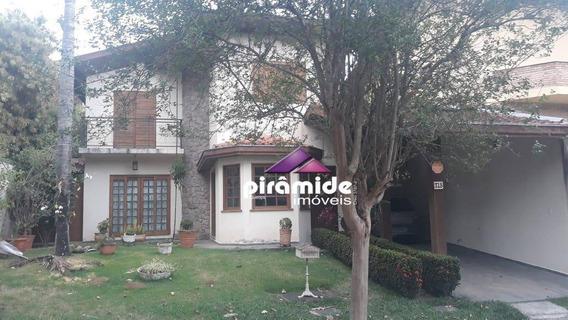 Casa Com 4 Dormitórios À Venda, 264 M² Por R$ 790.000,00 - Urbanova - São José Dos Campos/sp - Ca4951