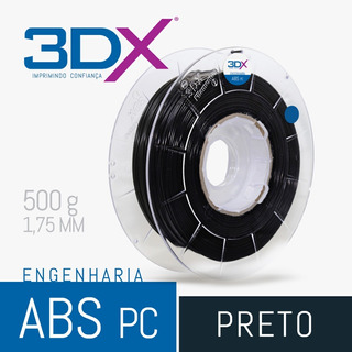 Filamento Abs Pc 1,75 Mm | 500g (policarbonato) 3dx