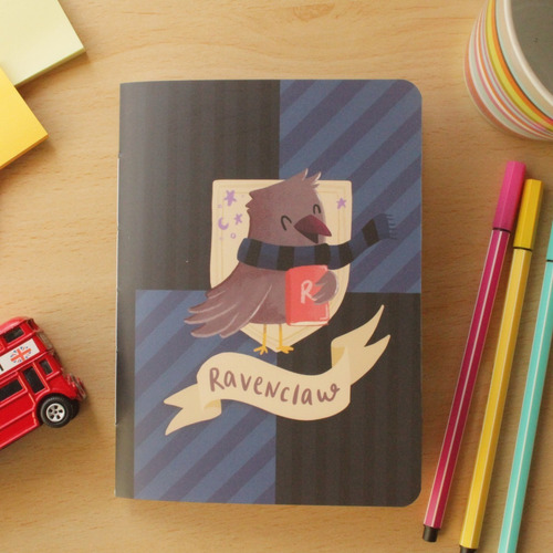 Caderninho Hp - Ravenclaw