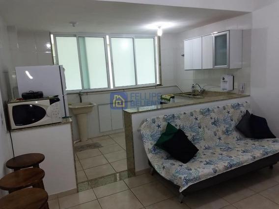 Apartamento Para Venda Em Arraial Do Cabo, Prainha, 1 Dormitório, 1 Suíte, 1 Vaga - Apart276