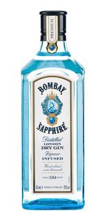 Gin Bombay Saphire - London Dry Gin - 750 Ml