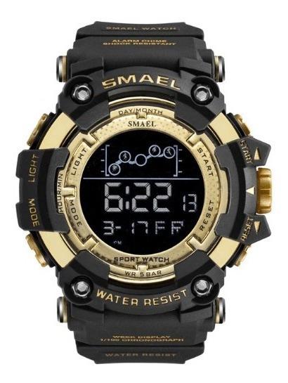 Relógio Shock Resiste Smael A Prova D