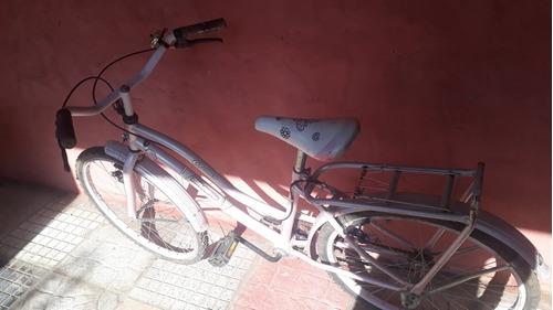 Bicicleta Mujer R 24