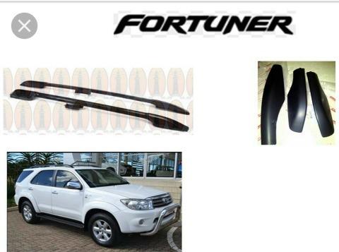 Parrilla De Techo Para Toyota Fortuner Añor 2007 A 2017