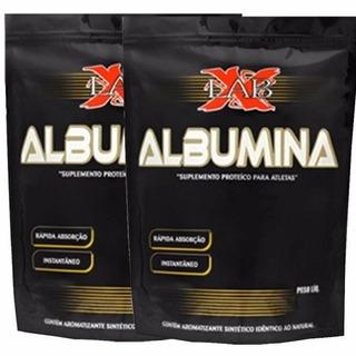 Albumina - 1kg - Xlab (chocolate C/leite)