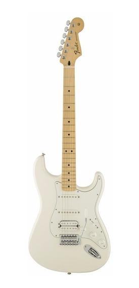Fender Stratocaster Standard Hss Mn Guitarra Eléctrica