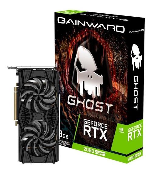 Placa De Vídeo Nvidia Geforce Rtx 2060 8gb Super Ghost Gddr6