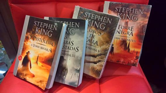 A Torre Negra - Edição De Bolso - Ímpares - Stephen King