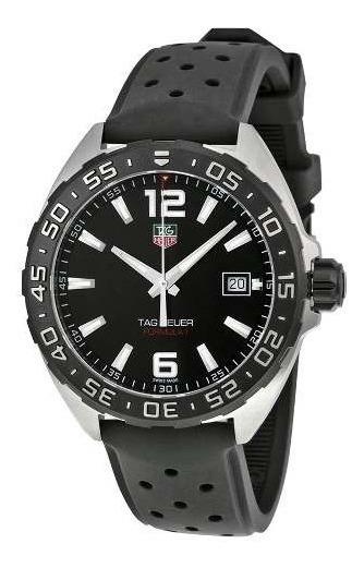 Relogio Tag Heuer Formula 1 Waz1110.ft8023 Black Dial