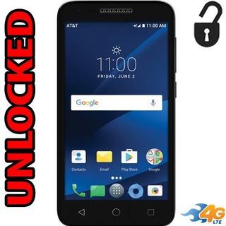 Alcatel Ideal Xcite 4g Lte Android 7 Nuevo Economico