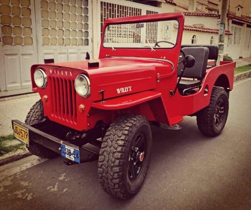 Jeep Willys 54 4j