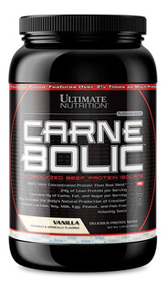 Beef Protein Carnebolic 30 Doses Ultimate Proteina Da Carne