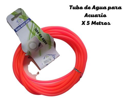 Manguera Acuario Neon X 5 Mt