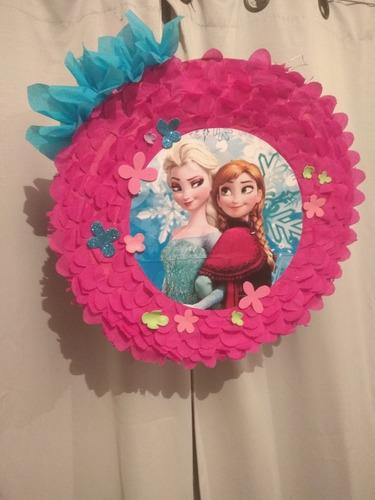 Piñata Frozen Princesas