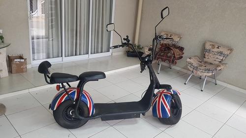 Imagem 1 de 12 de Moto Eletrica Mob Eletrica