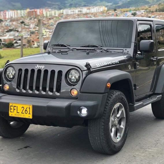 Jeep Rubicon Wrangler Rubicon 2017