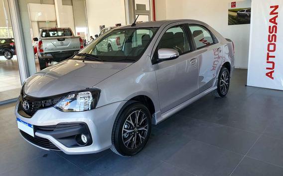 Toyota Etios L5 Xls 4 Puertas Patentado Con Solo 25km