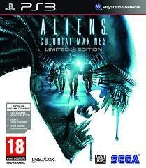 Aliens Colonial Marines Ps3 Sony