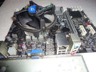 Ecs H61h2 Mv - Boards Para Intel en Mercado Libre Colombia