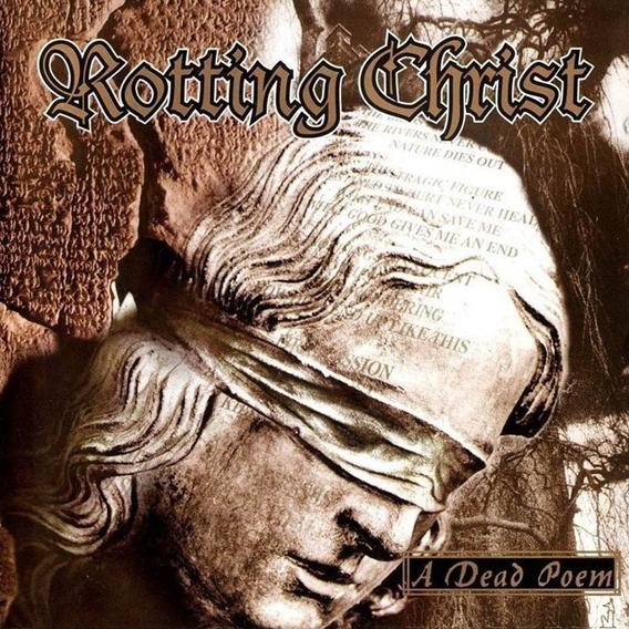 Cd Rotting Christ - A Dead Poem - Novo Lacrado Com Slipcase