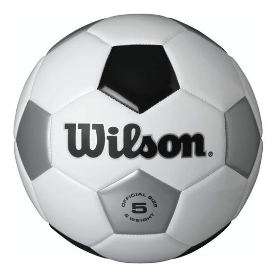 Balón De Fútbol Wilson Pelota Tradicional Número 5