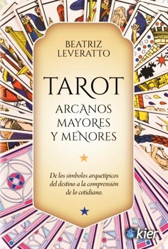 Tarot Arcanos Mayores Y Menores - Beatriz Leveratto + Envio