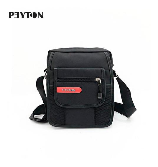 Bolso Morral Organizador Hombre Multifuncional Peyton 8064
