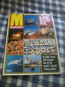 Manchete Special Issue Edição Em Inglês - Internacional.