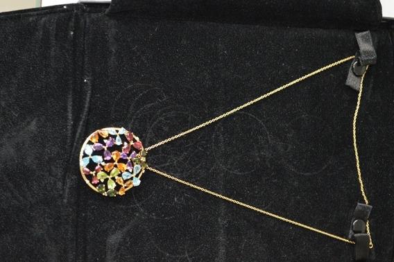 Colar De Ouro 18k H.stern - Peso 15g