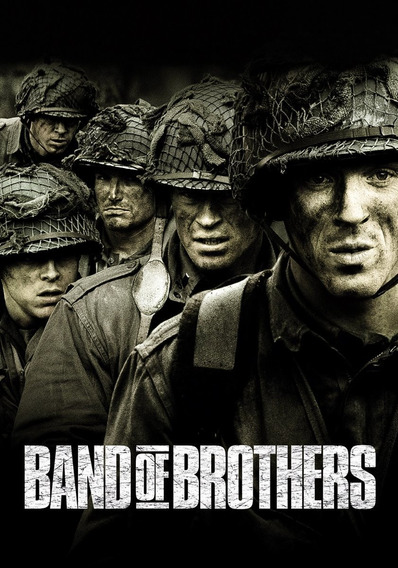 Band Of Brothers - Serie - Full Hd - 6 Discos-ler Descrição