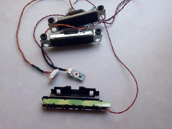 Kit Alto Falante Placa Sensor Volume Tv Philips42pfl3707d/78